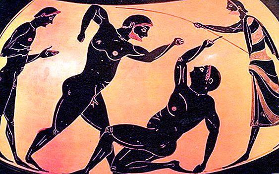 Wie Waren Die Olympischen Spiele Im Antiken Griechenland